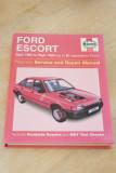 Haynes 1980 – 1990 Ford Escort Owners Workshop Manual No 0686