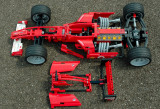 Lego Racers 1:10 Ferrari F1 Racer