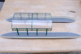 Hornby Double Platforms with Double Canopy