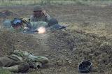 US GI's avenge fallen comrade