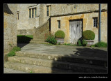 Cottage Courtyard #4, Snowshill Manor