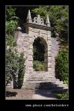 Arch to the Piazza, Portmeirion