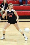 2008 Mohawk High School Volleyball vs Carey