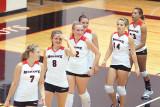 2009 Mohawk Volleyball vs Arlington