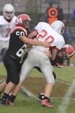 2010 Freshman Football vs Hopewell