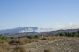 Triangle Complex fire November 2008 - Ground