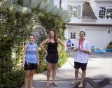 Kara & the helpers from Emory