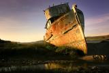 Still aground