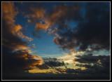 Sunset in Løkken