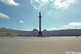 Palace Square & Alexander Column