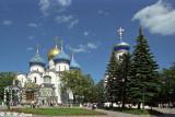 The Holy Trinity - St. Sergius Monastery 01