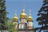 The Holy Trinity - St. Sergius Monastery 02