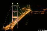 Tsing Ma Bridge at night 02