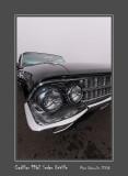 CADILLAC 1962 Sedan DeVille Vincennes - France
