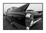 Cadillac 1962 Sedan DeVille, Le Bourget