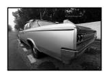 Oldsmobile F85 Cutlass convertible 1963, Pyla/Mer