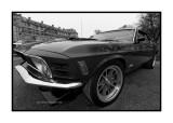Ford Mustang Fastback 351, Vincennes