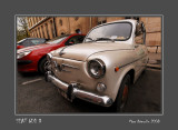 SEAT 600 D Paris - France