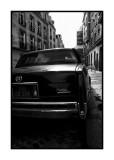 Cadillac, Paris