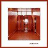 Orange corridor, Le Bourget