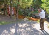 Jim At Keeley Falls 20400