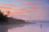 Scugog River At Dawn 20081015