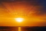 Powderhorn Lake Sunrise 27129