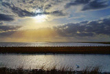Sunrays Over Powderhorn Lake 31017