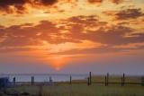 Powderhorn Lake Sunset 31795
