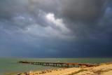 Storm Over Matagorda Bay 33046