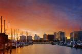 Corpus Christi Sunset 42691