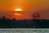 Ottawa River Sunset 20090427