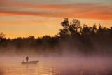 Sunrise Fisherman 20090827