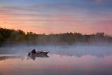 Sunrise Fisherman 06240