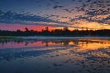 Scugog River Sunrise 20090828