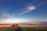 Old Barn At Sunrise 08922