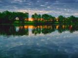 Rideau Canal At Sunrise P1010073