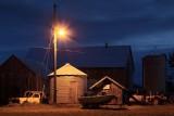 Barnyard At First Light 21894-5