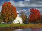 Church At Autumn 20101004