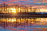 Rideau River Sunrise 20101101