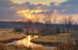 Rosedale Creek Sunrise 20101122