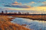 Otter Creek At Sunset 20101126