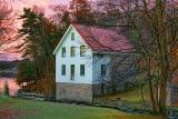 Chaffey's Mill At Sunrise 01180
