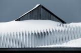 Snowy Barn Roofs 20101207