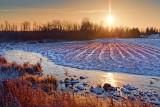 Wintry Sunrise 20101209