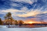 Winter Sunrise 20101231