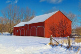Red Barns 04551