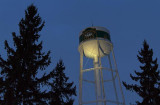 Water Tower's New Paint Job 04729-30