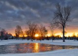 Stewart Park Sunrise 05782