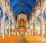 Tignish Church Interior 27699-703